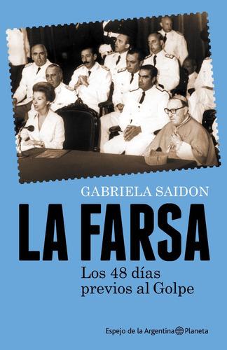 farsa / gabriela saidon (envíos)