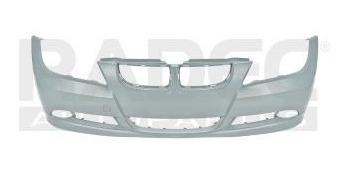 fascia delantera bmw serie 3 2006-2007-2008 4p s/hoyo