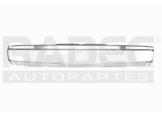 fascia delantera chevrolet express van 2006-2007-2008 cromo