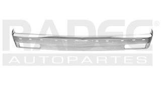 fascia delantera chevrolet s-10 1982-1983-1984-1985 cromada