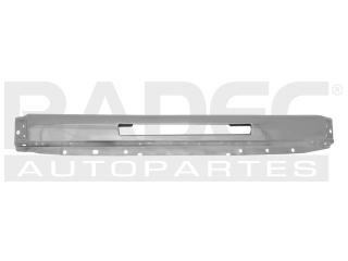 fascia delantera chevrolet silverado 2010-2011-2012 cromada