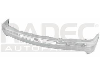 fascia delantera chevrolet suburban 2000-2001-2002 cromada
