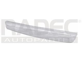 fascia delantera dodge ram 1990-1991-1992-1993 cromada