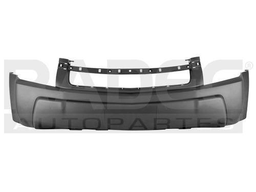 fascia delantera  equinox 05-06 p/pintar s/hoyo corrugado
