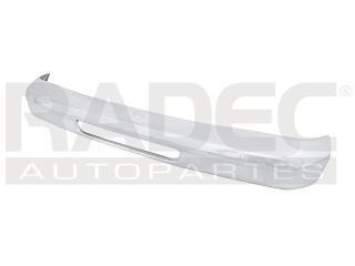 fascia delantera ford econoline 2005-2006 cromada