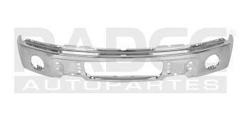 fascia delantera ford f-150 2009-2010-2011-2012 cromada