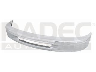 fascia delantera ford f-250 1997-1998 cromada 5