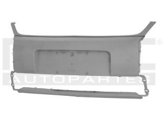 fascia delantera ford ka 2002-2003-2004-2005 central gris