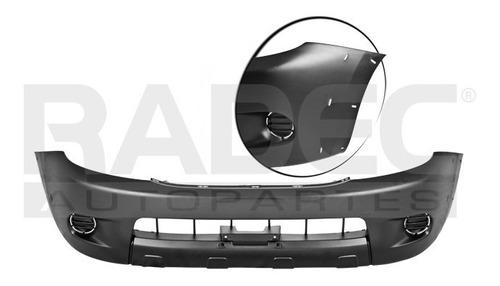 fascia delantera  hilux 05-08 c/hoyo p/moldura