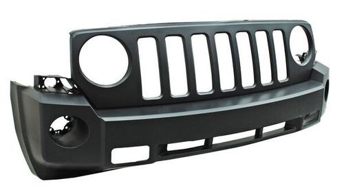fascia delantera jeep