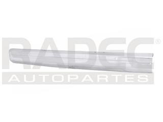 fascia delantera jeep cherokee 1988-1989-1990-1991 cromada