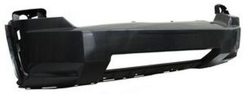fascia delantera jeep liberty 2008-2009 s/hoyo p/mold + reg