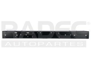 fascia delantera jeep wrangler 2005-2006 negra