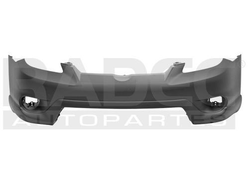 fascia delantera  matrix 05-08 p/pintar c/moldura