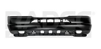 fascia delantera mercedes benz ml 1998-1999-2000-2001-2002