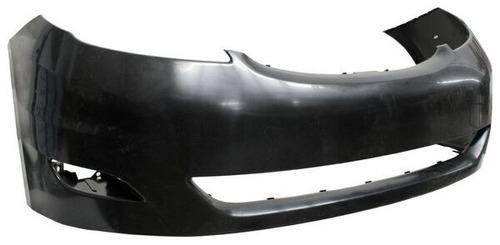 fascia delantera toyota sienna 2006-2007-2008 s/sensores