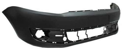 fascia delantera volkswagen crossfox 2011 p/pint + regalo