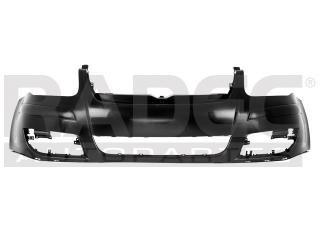 fascia delantera volkswagen jetta 2013