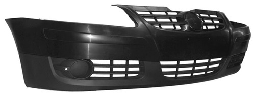 fascia delantera volkswagen pointer 2007 s/faro + regalo