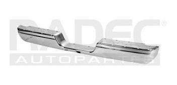 fascia trasera dodge ram 1999-2000 cromada