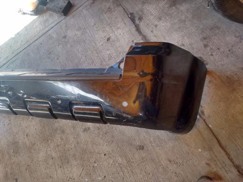 fascia trasera ford escape 2008-12 con guias alma y escalon