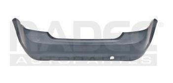 fascia trasera ford focus 2009-2010-2011 s/hoyo