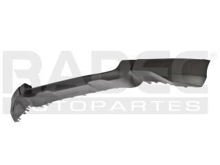 fascia trasera inferior ford ecosport 2013-2014-2015 negra