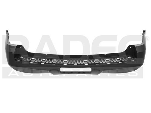 fascia trasera  suburban 07-13 p/pintar s/hoyo p/sensor