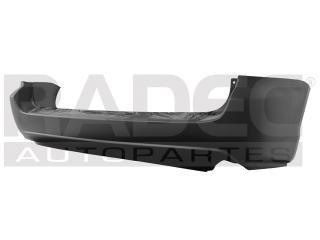fascia trasera toyota sienna 2008-2009-2010 s/sensor