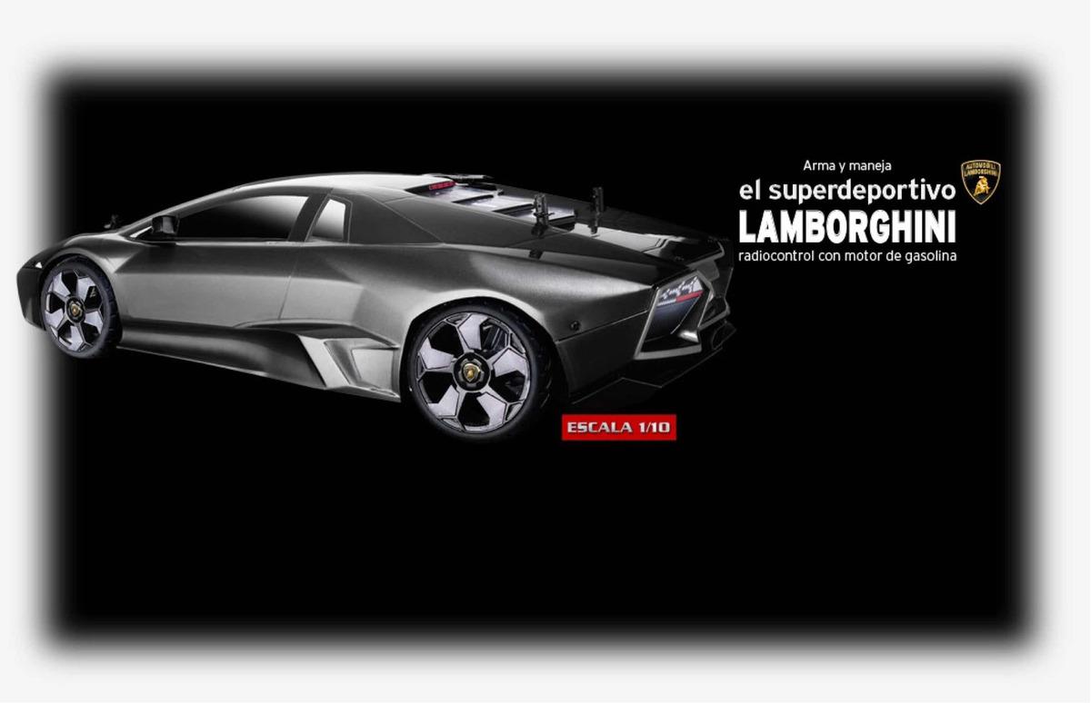 Fasciculo 1 Al 8 Lamborghini Reventon 1 10 Radio Control 2 500