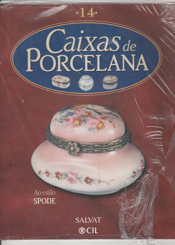 fasciculo 14 - caixas de porcelana - salvat - al