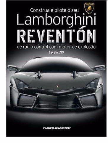 Fasciculo 48 Colecao Lamborghini Reventon Planeta Deagostini R