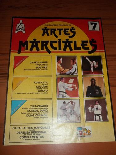 fascículo de artes marciales. colección.
