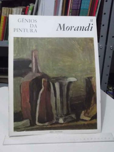 fasciculo - gênios da pintura  - morandi - nº 31