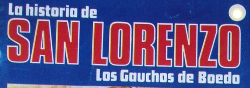 fasciculo historia san lorenzo 33 bicampeones 72 metro