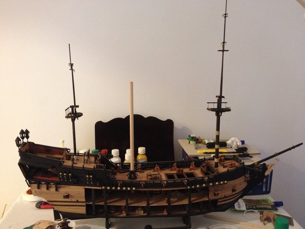 Fasciculo Piratas Do Caribe Perola Negra Salvat R 30 00