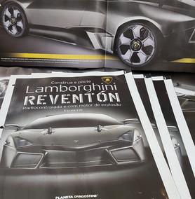 Lamborghini Reventon Fasciculos No Mercado Livre Brasil