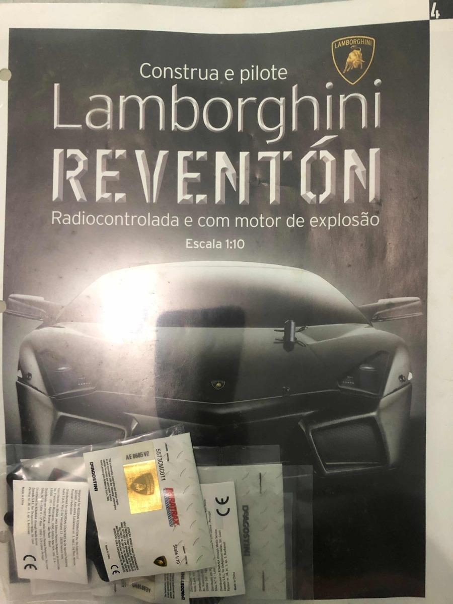 Fasciculos 1 Ao 33 Do Lamborghini Reventon Da Banca R 600 00 Em