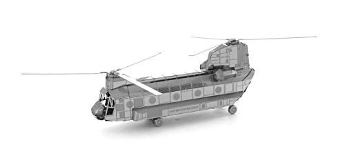 fascinaciones metal metal boeing ch-47 chinook helicopter 3