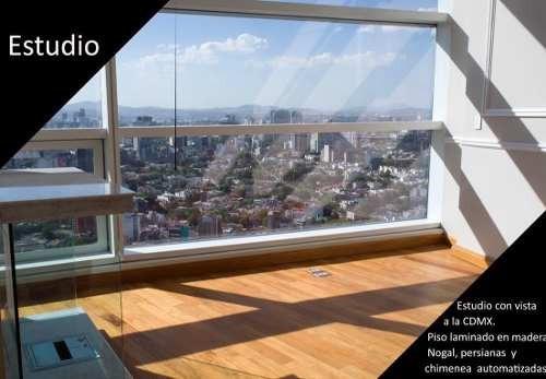 fascinante pent house en  st regis residences con increible vista a reforma