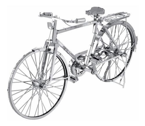 fascinations bicicletla rompecabezas 3d  iconx