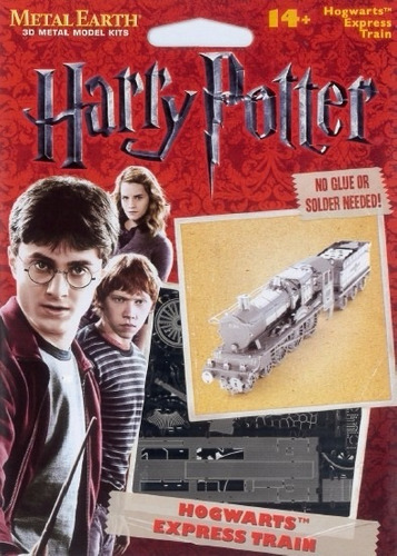 fascinations expreso hogwarts harry potter rompecabezas 3d
