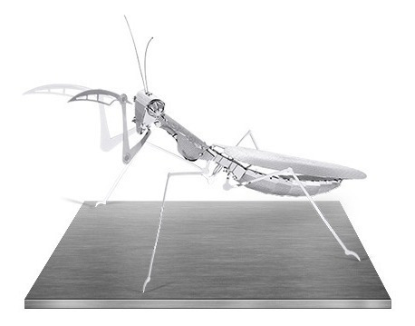 fascinations mantis religiosa rompecabezas 3d metal earth