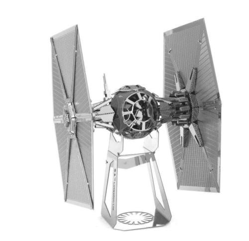 fascinations tie fighter special forces star wars  metal 3d