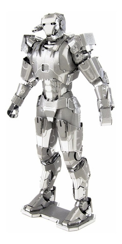 fascinations war machine iron man avengers rompecabezas 3d