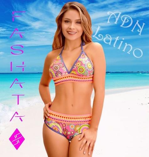 fashata, bikini bordado marybel