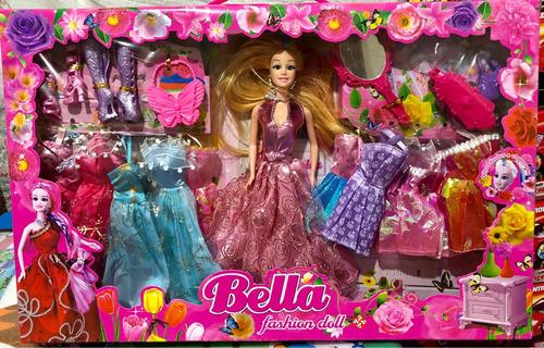 fashion acessorios boneca