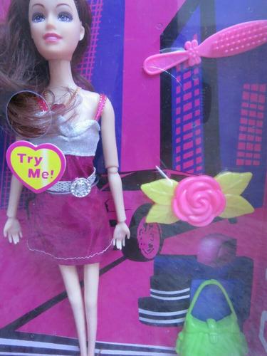 fashion acessórios boneca barbie