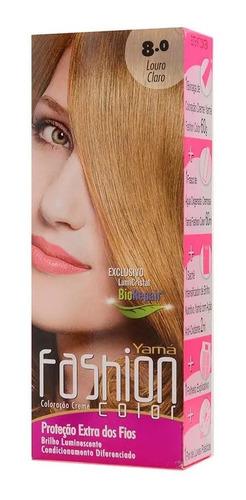 fashion coloração 8.0 peck com 25 uni