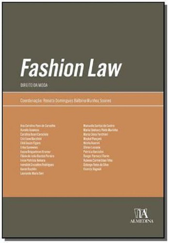 fashion law: direito da moda